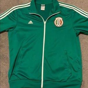 Adidas Mexico warm up jacket